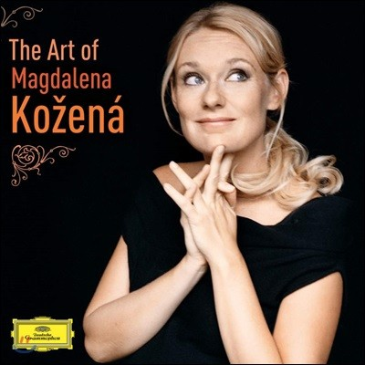 코체나 베스트 (The Art of Magdalena Kozena)