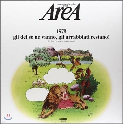 Area - 1978 Gli Dei Se Ne Vanno 6집 [LP]