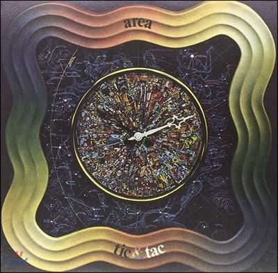 Area (아레아) - Tic & Tac [LP]