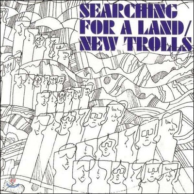New Trolls - Searching for a Land [2 LP]