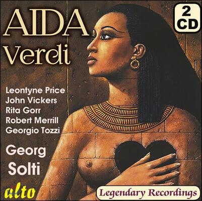 Georg Solti 베르디: 오페라 '아이다' (Verdi: Aida)