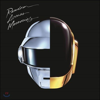 Daft Punk (다프트 펑크) - Random Access Memories [2LP]