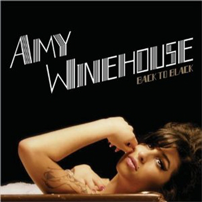Amy Winehouse - Back to Black (Clean Version)