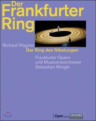 바그너 : 니벨룽의 반지 전집 - 제바스티안 바이글