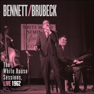 Tony Bennett & Dave Brubeck - Bennett & Brubeck: The White House Sessions Live 1962
