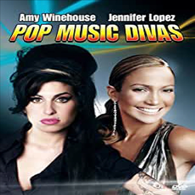 Amy Winehouse/Jennifer Lopez - Pop Music Divas: Amy Winehouse & Jennifer Lopez (Documentary)(2DVD)