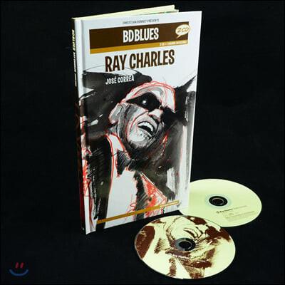 일러스트로 만나는 레이 찰스 (Ray Charles Illustrated by Jose Correa 호세 코레아)
