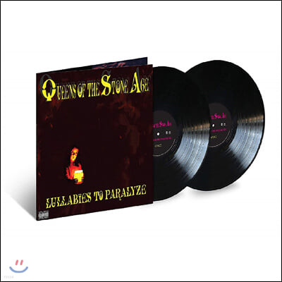 Queens Of The Stone Age (퀸즈 오브 더 스톤 에이지) - 4집 Lullabies to Paralyze [2LP]