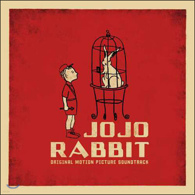조조 래빗 영화음악 (Jojo Rabbit OST) [LP]