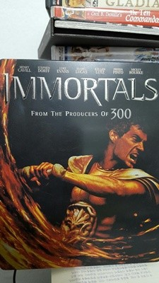 Immortals/ From the producers of 300/ CD 3장