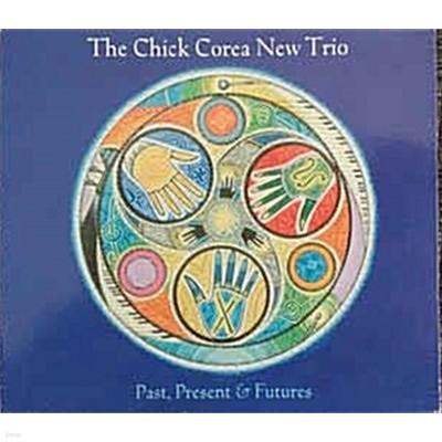 [수입] Chick Corea New Trio - Past, Present & Futures
