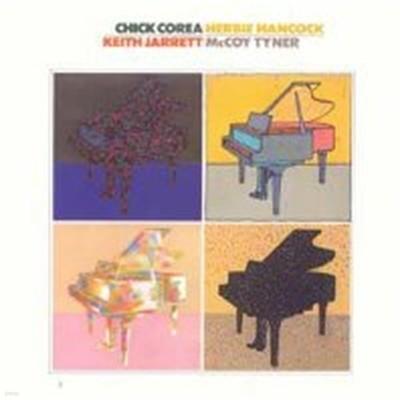 Chick Corea, Herbie Hancock, Keith Jarrett, Mccoy Tyner / Corea, Hancock, Jarrett, Tyner