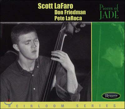 Scott Lafaro (스콧 라파로) - Pieces Of Jade