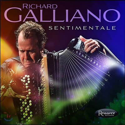 Richard Galliano (리샤르 갈리아노) - Sentimentale
