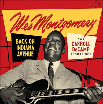 Wes Montgomery (웨스 몽고메리) - Back on Indiana Avenue [2LP]