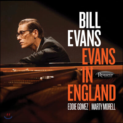 Bill Evans (빌 에반스) - Evans in England