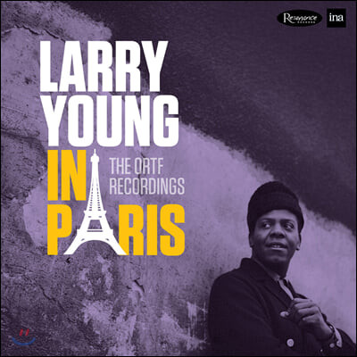 Larry Young (래리 영) - In Paris: The ORTF Recordings [2LP]