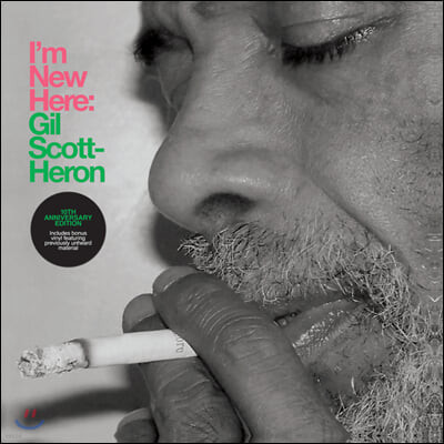 Gil Scott-Heron (길 스콧 헤론) - 13집 I'm New Here (Expanded Edition)