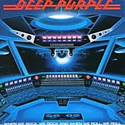 [일본반] Deep Purple - When We Rock, We Rock And When We Roll, We Roll
