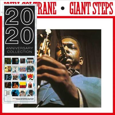 John Coltrane - Giant Steps (Ltd. Ed)(180G)(Blue LP)