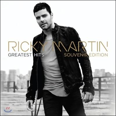 Ricky Martin - Greatest Hits (Souvenir Edition)