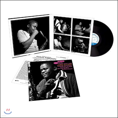 Stanley Turrentine (스탠리 튜런틴) - Comin' Your Way [LP]