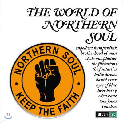 노던 소울 대표작 모음집 (The World of Northern Soul) [LP]