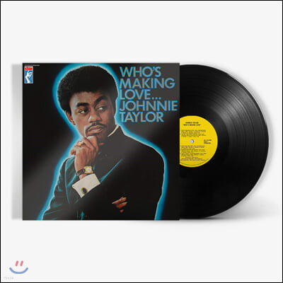 Johnnie Taylor (조니 테일러) - Who's Making Love... [LP]