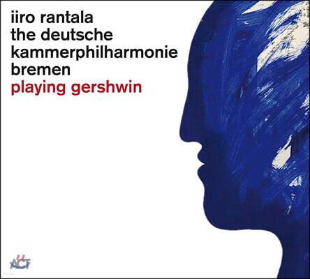 Iiro Rantala (이로 란탈라) - 거슈윈 연주집 (Playing Gershwin)[LP]