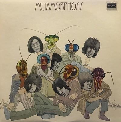 [LP] Rolling Stones - Metamorphosis