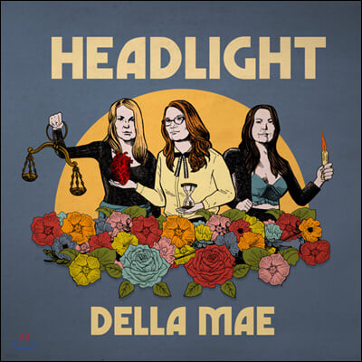 Della Mae (델라 매) - Headlight [LP]