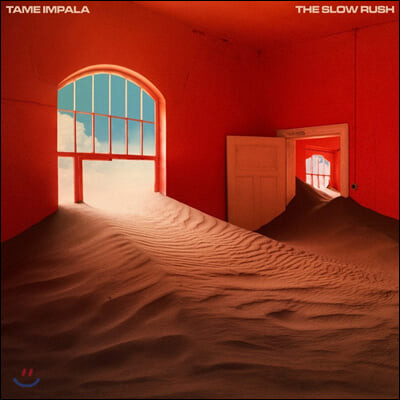 Tame Impala (테임 임팔라) - 4집 The Slow Rush