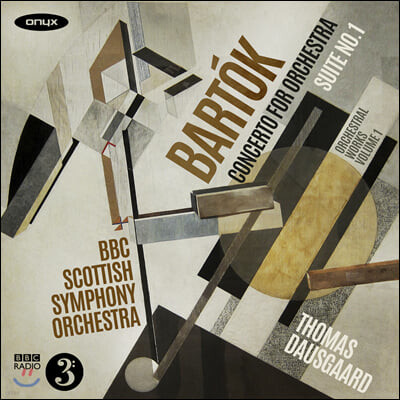 Thomas Dausgaard 바르톡: 모음곡 1번, 관현악을 위한 협주곡 (Bartok: Suite Op. 3, Concerto for Orchestra)