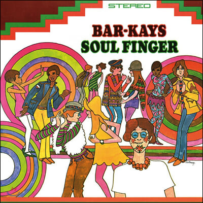 The Bar-Kays (바 케이스) - 1집 Soul Finger [LP]