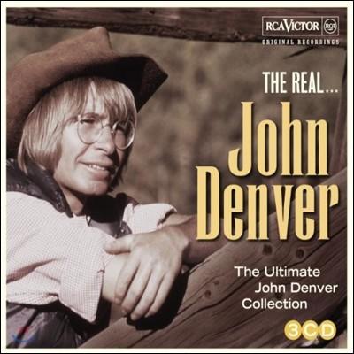John Denver - The Ultimate John Denver Collection: The Real John Denver