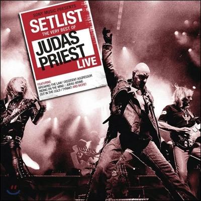 Judas Priest - Setlist: The Very Best of Judas Priest Live