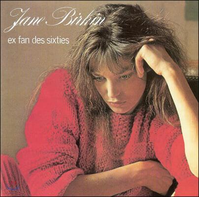 Jane Birkin (제인 버킨) - Ex Fan Des Sixties [레드 컬러 LP]