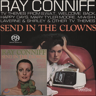Ray Conniff (레이 코니프) - Theme from S.W.A.T. and Other TV Themes & Send in the Clowns (Original Analog Remastered)