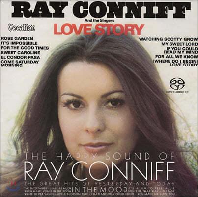 Ray Conniff (레이 코니프) - The Happy Sound & Love Story (Original Analog Remastered)