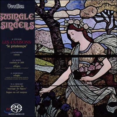 Swingle Singers (스윙글 싱어즈) - The Four Seasons