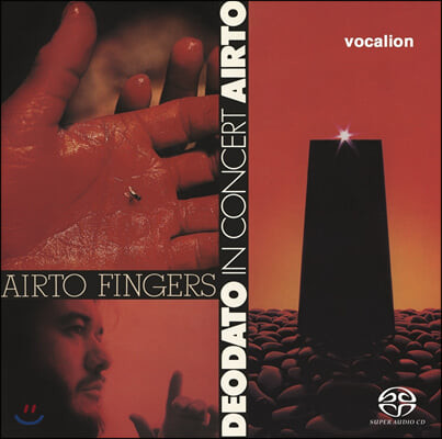 Airto Moreira (에알토 모레이라) - Fingers & In Concert