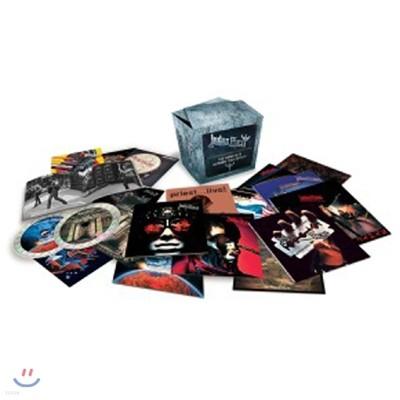 Judas Priest - Complete Albums Collection 주다스 프리스트 앨범 전곡집