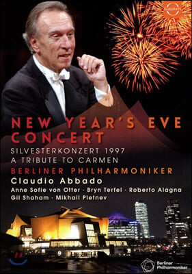 Claudio Abbado 베를린필 송년 음악회 1997 (New Year's Eve Concert 1997 - A Tribute to Carmen)