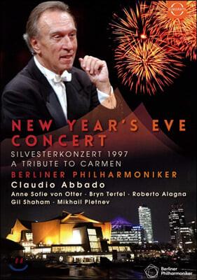 Claudio Abbado 베를린필 송년 음악회 1997 (New Year's Eve Concert 1997 - A Tribute to Carmen)