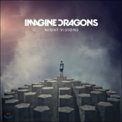 Imagine Dragons (이매진 드래곤스) - Night Visions [LP]