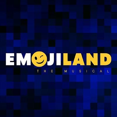 O.S.T. - Emojiland The Musical (O.B.C.R.) (이모지랜드 더 뮤지컬) (Original Broadway Cast Recording) (CD)