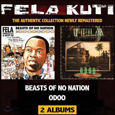 Fela Kuti (펠라 쿠티) - Beasts of No Nation / O.D.O.O.
