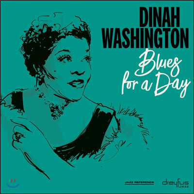 Dinah Washington (다이나 워싱턴) - Blues For A Day [LP]