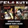 Fela Kuti (펠라 쿠티) - Opposite People / Sorrow Tears & Blood
