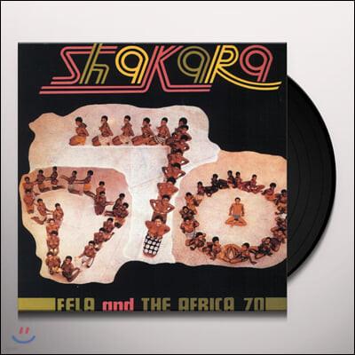 Fela Kuti (펠라 쿠티) - Shakara [LP]